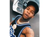 2 X Tory Lanez tickets Manchester Victoria Warehouse standing September 20th £55