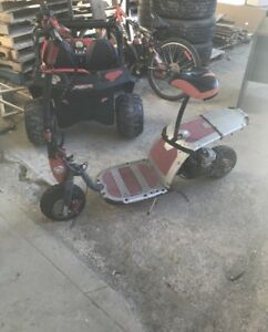 49cc gas powered scooter $250 obo