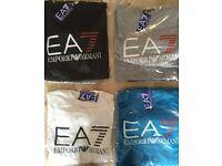 EA7 Armani Tshirt +Shorts Pair