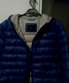 Lacoste lightweight jacket