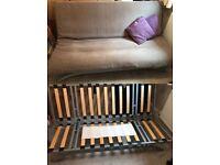 Double Futon Bed - 6'3 x 4'6