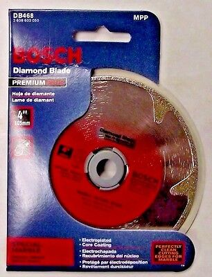 Premium Plus Diamond Blade - Bosch DB468 Premium Plus 4