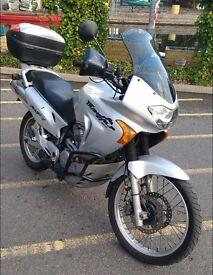 Honda XLV 650 Transalp 2001 'Y' - Silver Good Condition - 33k MOT + extras! £1735 #Honda #Transalp
