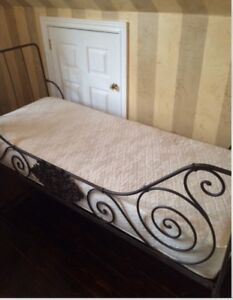 Antique French Day Bed c1920