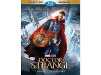 Doctor Strange (2016) HD DVD
