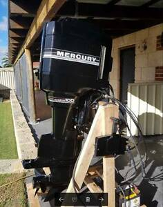 100hp Mercury 2-Stroke Outboard (1993) Mindarie Wanneroo Area Preview