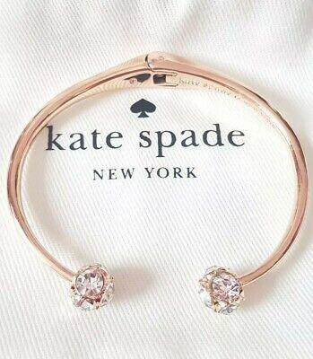 KATE SPADE Lady Marmalade Rose Gold Open Cuff