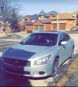 2011 Nissan Maxima Luxery Model - With Snow & Summer tires