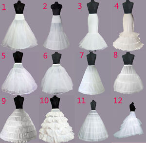 UK-WEDDING-BRIDAL-DRESS-PROM-PETTICOAT-HOOPS-UNDERSKIRT-CRINOLINE-LARGE-WAIST