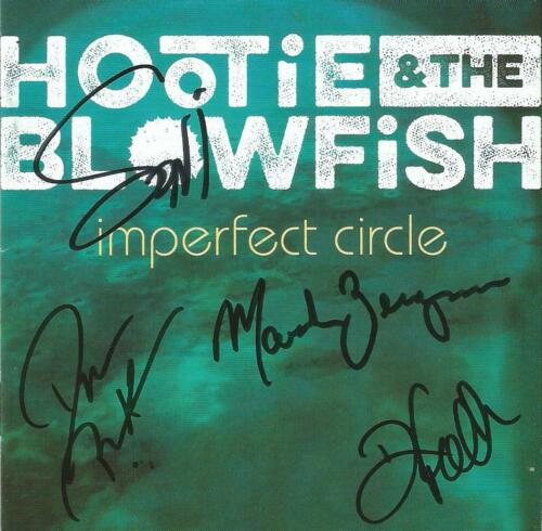 Hootie & The Blowfish Autographed Imperfect Circle CD