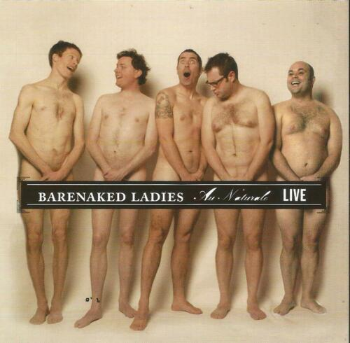 Barenaked Ladies Au Naturale Live CD