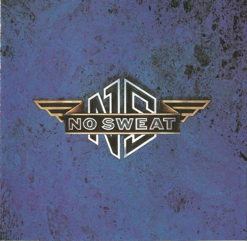 No Sweat by No Sweat (CD, Mar-1991, London (USA))
