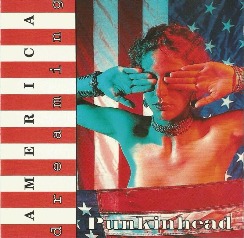 Pumpkinhead American Dreaming CD