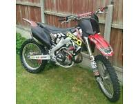 2012 Honda Crf450 - Only £2300 - 450cc Off-Road Dirt Bike Crosser Scrambler