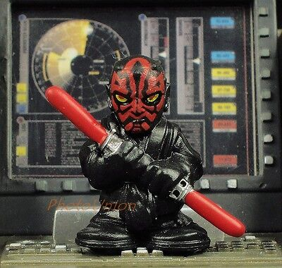 Hasbro Star Wars Fighter Pods Micro Heroes Darth Maul Sith Lord Toy Model K863