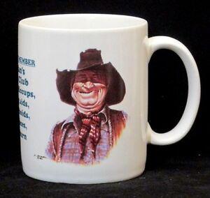 funny-Old-Mans-Health-Club-cup-mug-coffee-tea-Leanin-Tree-1993-humor