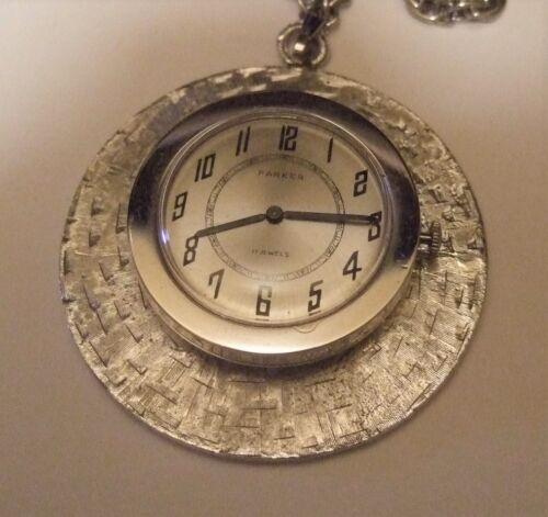 Parker Necklace Watch