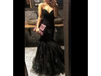 e3e07fce Jovani Black Pageant/Prom dress size Uk6 RRP £640