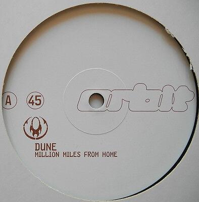 "★★12"" DE**DUNE - MILLION MILES FROM HOME (ORBIT RECORDS '96 / PROMO)★★19188"