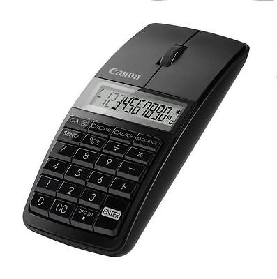 Canon X Mark L Slim 3 In 1 Wireless Bluetooth Mouse  Calculator And Keypad Black