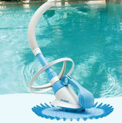 The Best Pool Cleaner Auto Small Inground Above Ground Suction Side (The Best Automatic Pool Cleaner)