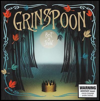 GRINSPOON - BEST IN SHOW CD ~ GREATEST HITS / BEST OF ~ PHIL JAMIESON 90's