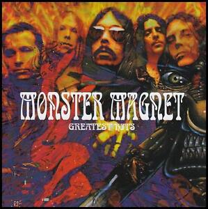 MONSTER-MAGNET-2-CD-GREATEST-HITS-w-VIDCLIPS-SPACE-LORD-DAVE-WYNDORF-NEW