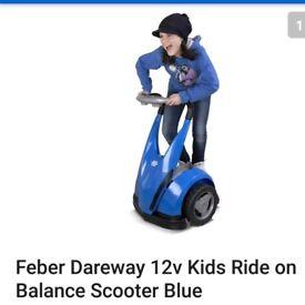 CHILDS BLUE DAREWAY