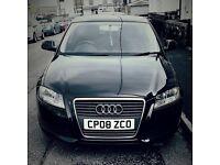 Audi A3 2008 1.6 petrol NEW GEARBOX & CLUTCH IN 2014