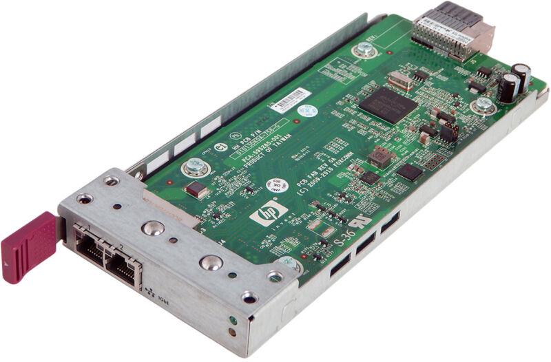 HP 1GB Ethernet LOM Module 2-Port 631110-001