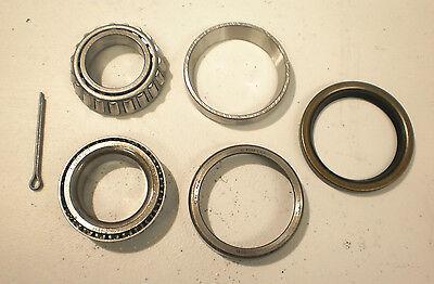 Trailer Wheel Bearing Seals - Mobile Home Trailer Axle Wheel Bearing kit 10-41 40 Seal 1.25