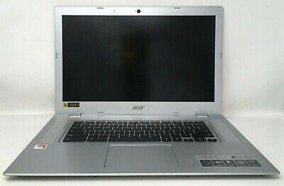 """Acer Chromebook15.6"""" 32GB eMMC AMD A6 1.80 GHz Radeon R5 GPU NX.H8SAA.002 *NOB*"""