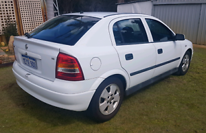 2002 Holden Astra CD Hatch low km Claremont Nedlands Area Preview