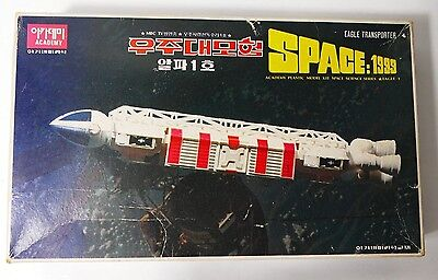 Space 1999 Academy Eagle Transporter 1/110 Scale Model Kit SA013-800 from Korea