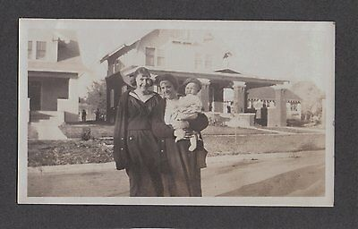 1920 CENTRAL SHELTON DICKINSON NEBRASKA 2 GIRLS HALLOWEEN COSTUME MAKE-UP - Photos Halloween Makeup