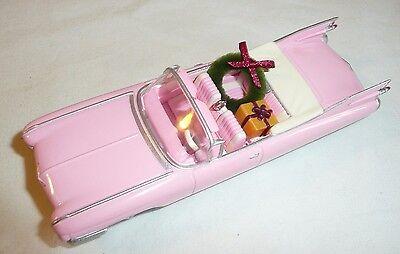 Cadillac Classic Car - Pink Classic Car Holiday Ornament - 1969 Cadillac De Ville Hallmark Christmas