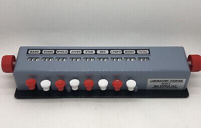 Laboratory Blood Cell Counter 8 Keys Lab Equipment 808ci New