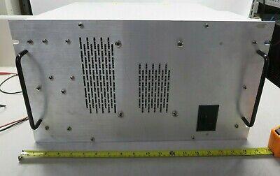 Universal Voltronics Xrc-60-125p-rfm-l1bclar Hi Volt Pwrsup 60kv 125 Ma