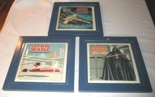 1979 Star Wars The Maverick Moon & Darth Vader