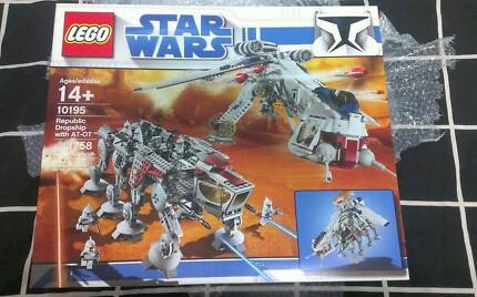 star wars 10195 lego rare good price.. Temora Temora Area Preview