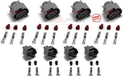 YAMAHA FX-SHO SVHO GP1800 1.8L Spark Plug & Injector Coil Connector Plug Kit
