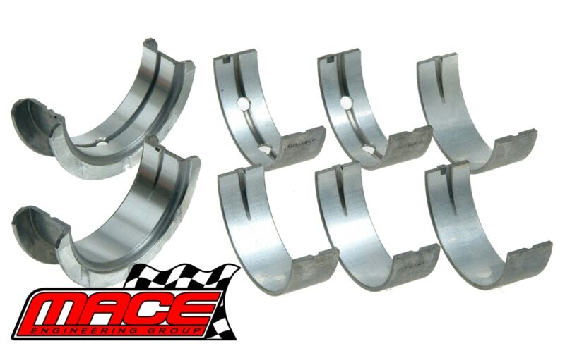 MACE MAIN END BEARING SET FOR HOLDEN COMMODORE VR BUICK L27 3.8L V6