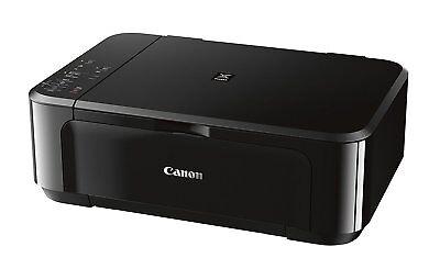 Canon MG3620 Pixma All-In-One Wireless Inkjet Printer w/ Mobile Printing - Black