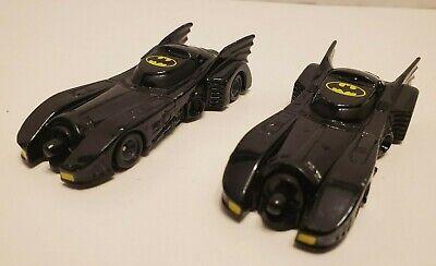 Vintage 1989 ERTL Batman Diecast Bat Mobile Car DC Comics 1:64
