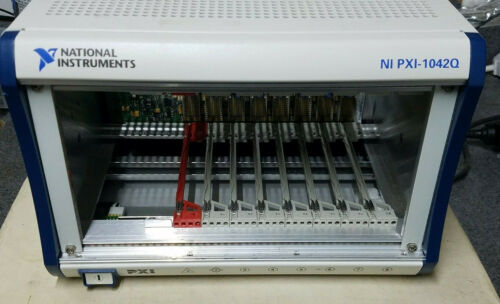 National Instruments PXI 1042Q CHASSIS