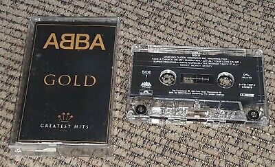 Gold: Greatest Hits by ABBA (Cassette album 1993 PolyGram) EXCELLENT CONDITION