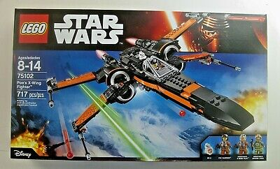 LEGO Star Wars Poe's X-Wing Fighter 75102 NEW