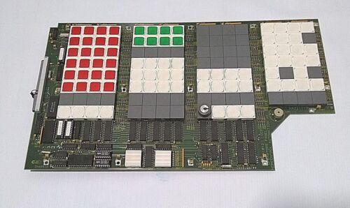 Kongsberg Na1012.5 Dc 1000 Operators Panel Norcontrol Automation As