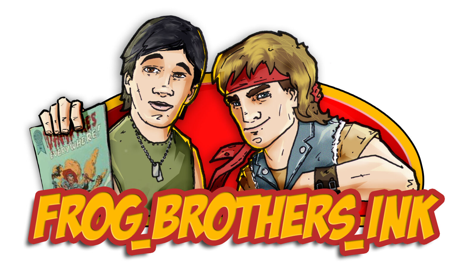 Frog_Brothers_Ink