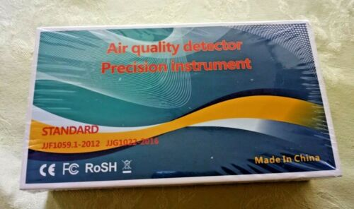 Rosh Air Quality Detector Precision Instrument Standard Monitor *New Sealed Box